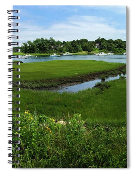 Chatham In July Spiral Notebook