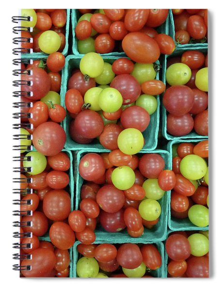 Cheery Cherry T's Spiral Notebook