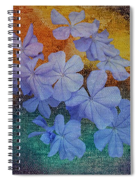 Cheesecloth Spiral Notebook