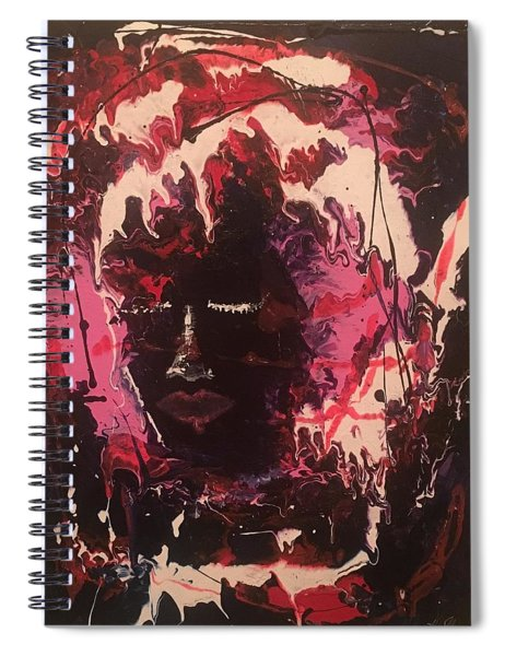 Chela Spiral Notebook