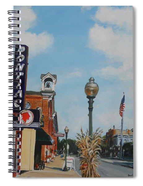 Chelsea Spiral Notebook