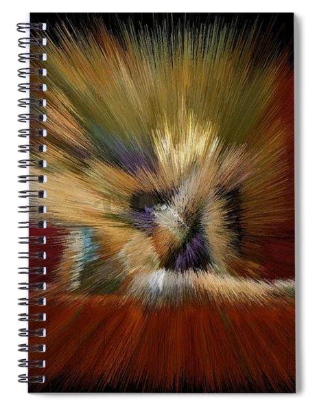 Cherry Room Queendom Spiral Notebook