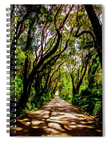 Cherry Tree Hill Spiral Notebook