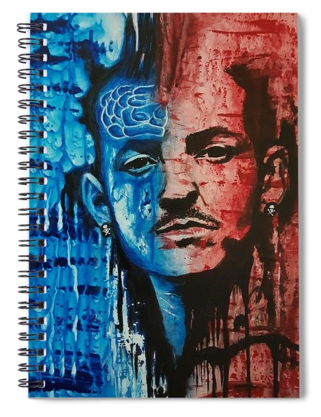 Heavy Thoughts Spiral Notebook