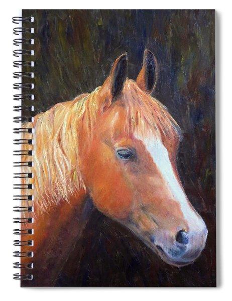 Chestnut Spiral Notebook