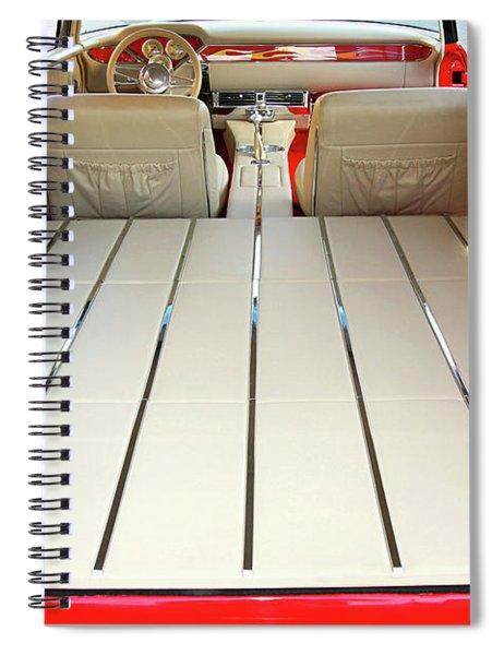 Chevrolet Two-door Wagon Spiral Notebook