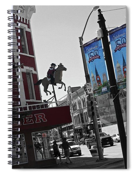 Cheyenne Spiral Notebook