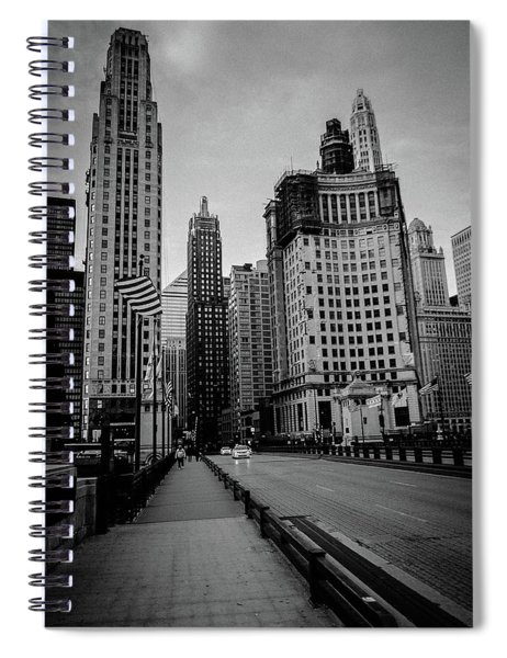 Chi Strolling Spiral Notebook