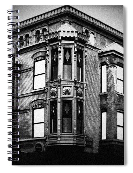 Chicago Historic Corner Spiral Notebook