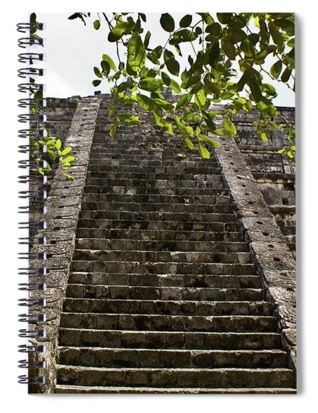 Chichen Itza 3 Spiral Notebook