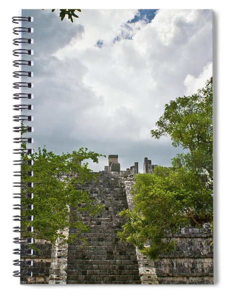 Chichen Itza 4 Spiral Notebook
