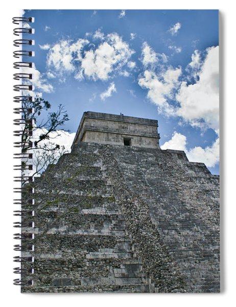 Chichen Itza 5 Spiral Notebook