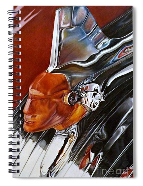 Chieftain Spiral Notebook