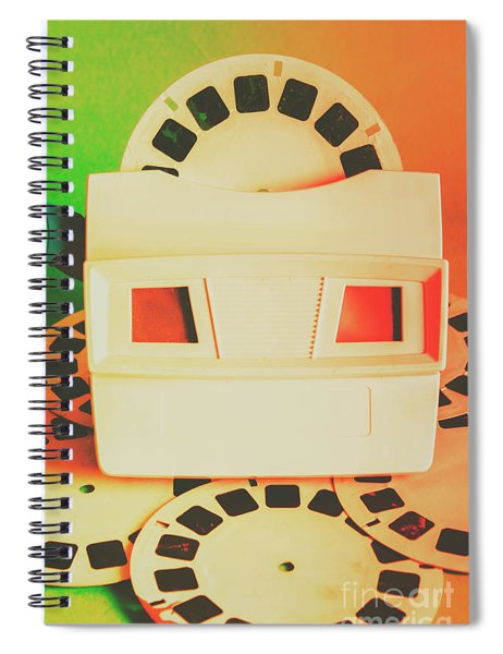 Childhood Memory Flashback Spiral Notebook