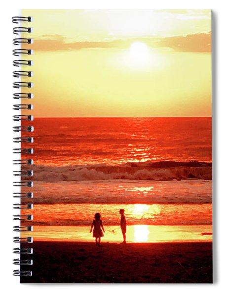 Children Spiral Notebook