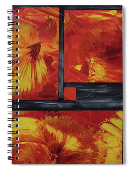 China Town  Spiral Notebook
