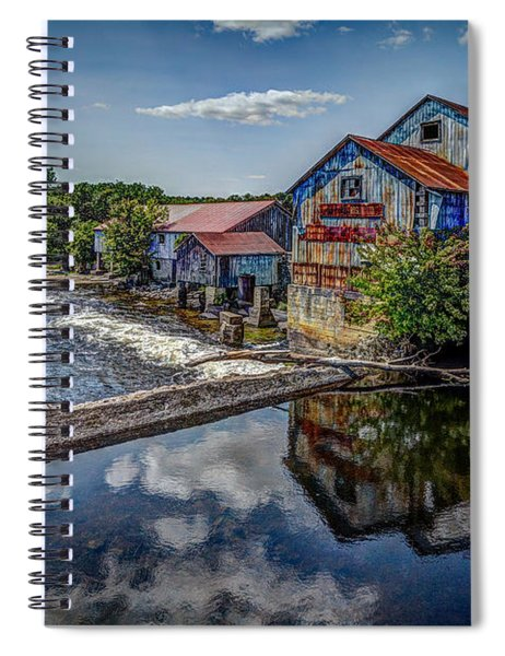 Chisolm's Mills Spiral Notebook