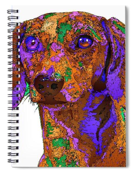 Chloe. Pet Series Spiral Notebook