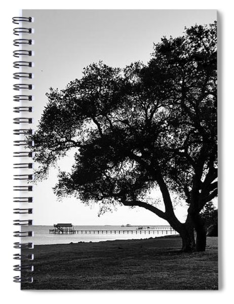 Choctawatchee Bay - Florida Spiral Notebook
