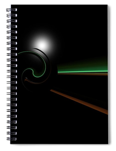 Chompeters Spiral Notebook