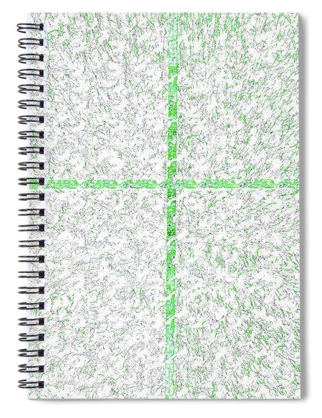 Choose Jesus Spiral Notebook