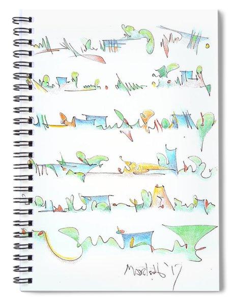 Chopin Ballade No 1 In G Minor Spiral Notebook