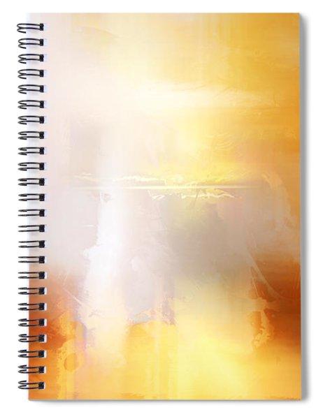 Christ Spiral Notebook