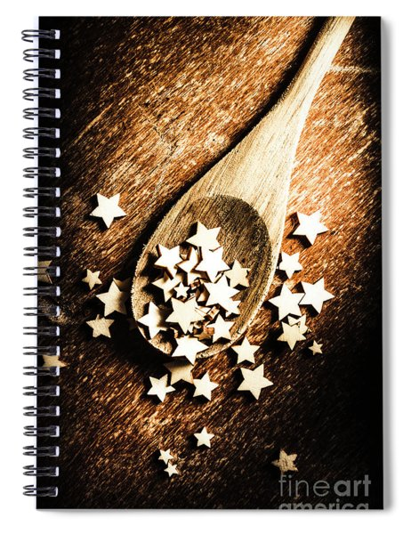 Christmas Cooking Spiral Notebook