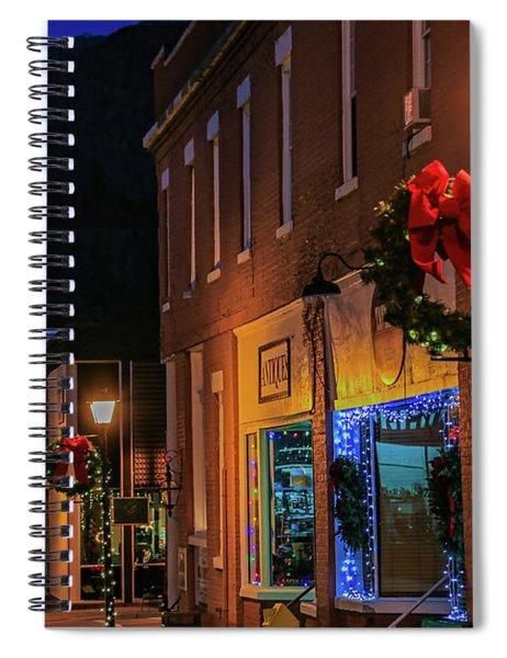 Christmas Sentinels Spiral Notebook