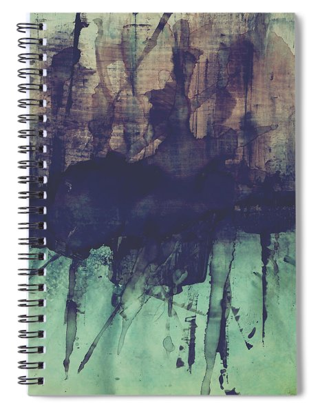 Christmas Shopping Spiral Notebook
