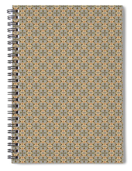 Chuarts Epic 3000 By Clark Ulysse Spiral Notebook