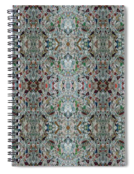 Chuarts Epic 56d Spiral Notebook
