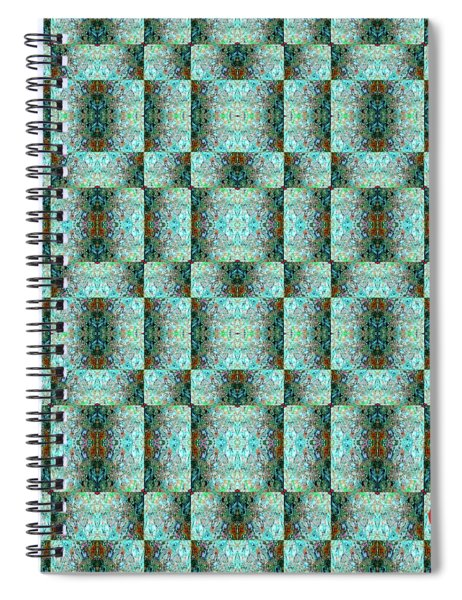 Chuarts Epic Illusion 1b2 Spiral Notebook