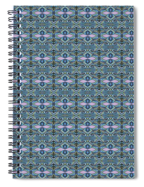 Chuarts Pr Series 5bfa By Clark Ulysse Spiral Notebook
