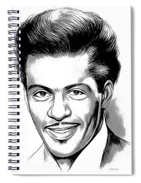 Chuck Berry 2 Spiral Notebook