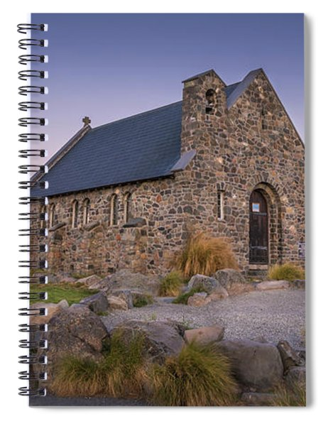 Church Of The Good Shepherd Spiral Notebook