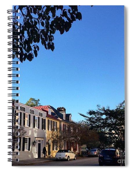 Church Street Spiral Notebook
