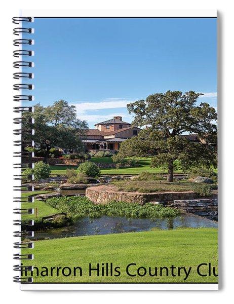 Cimarron Hills Spiral Notebook