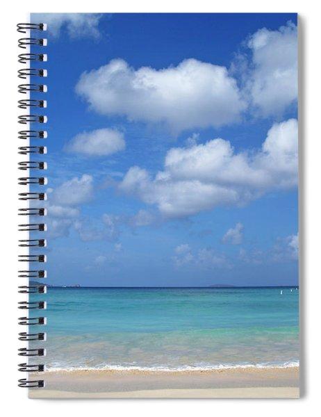 Cinnamon Bay 6 Spiral Notebook