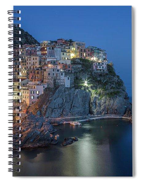 Cinque Terre - Manarola Spiral Notebook