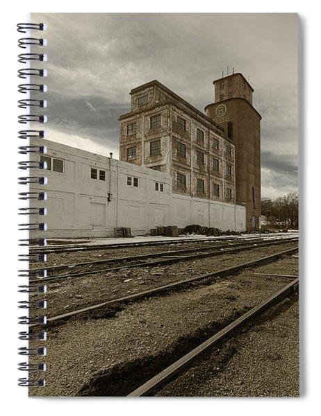 Circle B Feeds Concordia Kansas Spiral Notebook