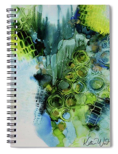 Circle Magic 1 Spiral Notebook