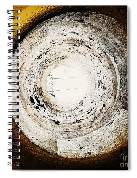 Circle Vent Spiral Notebook