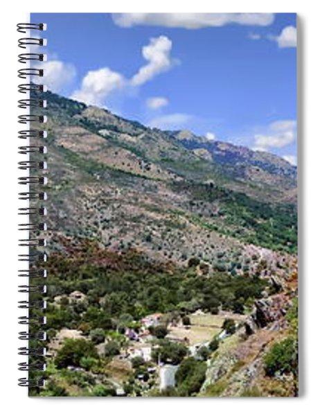 Citadelle De Corte Spiral Notebook