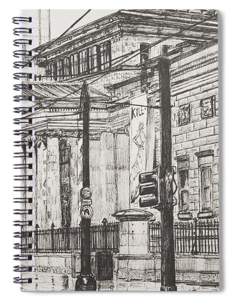 City Art Gallery Spiral Notebook