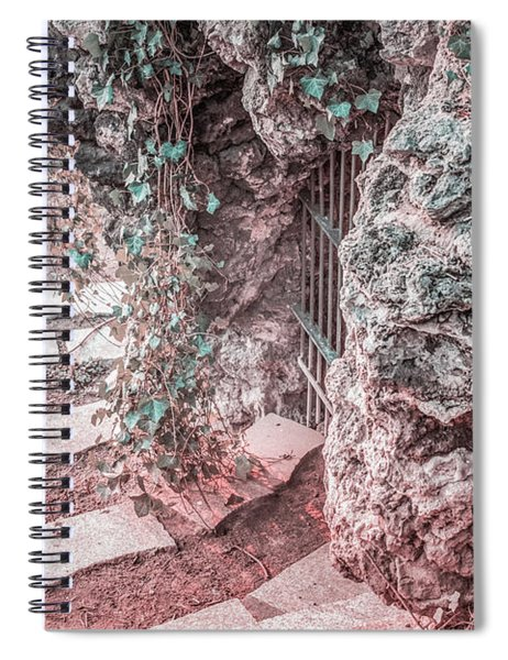 City Grotto Spiral Notebook