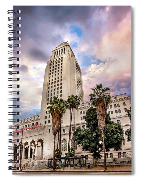 City Hall Up Close Spiral Notebook