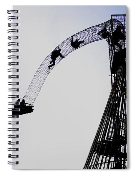 City Museum Spiral Notebook