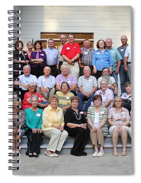 Class Of 1965 Greensboro High School Spiral Notebook