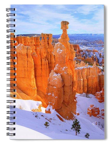 Classic Bryce Spiral Notebook